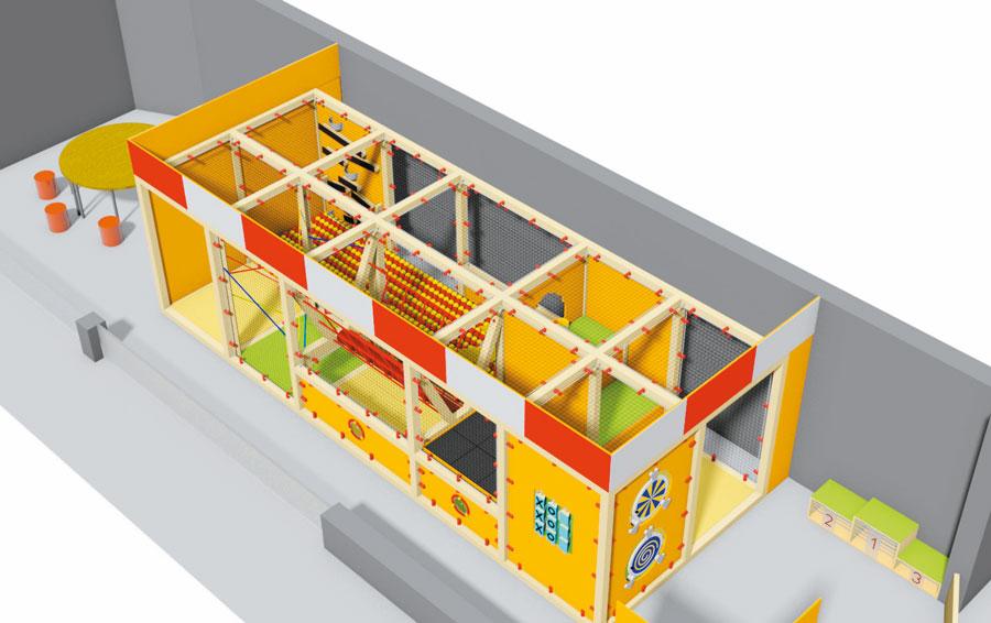 rombox playroom racing
