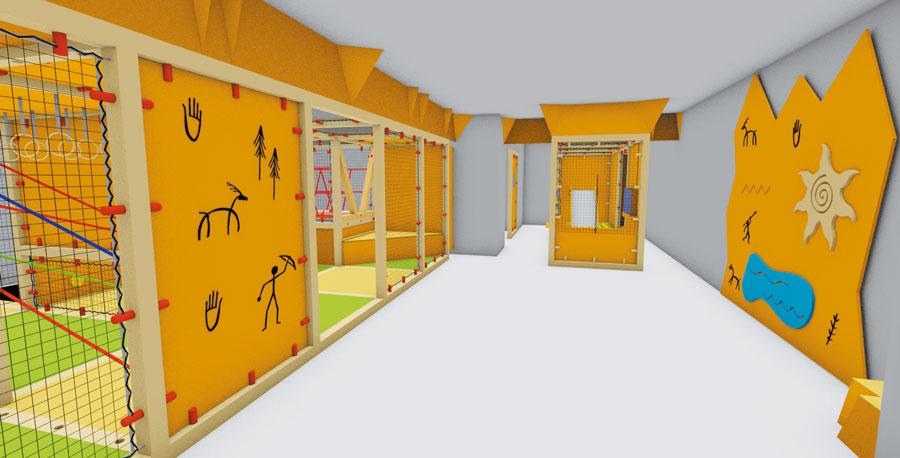 rombox playroom stone age1